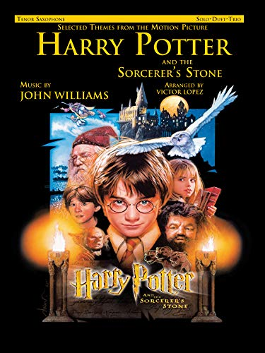 9780757992278: John Williams: Selected Themes from the Motion Picture Harry Potter and the Sorcerer'S Stone (Tenor: Solos - Duets - Trios: Tenor Sax (Instrumental Series)