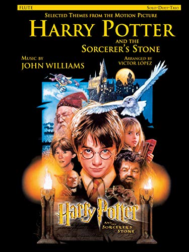 9780757992308: Selected Themes from the Motion Picture Harry Potter and the Sorcerer's Stone (Solo, Duet, Trio): Flute: Solos - Duets - Trios (Instrumental Series)