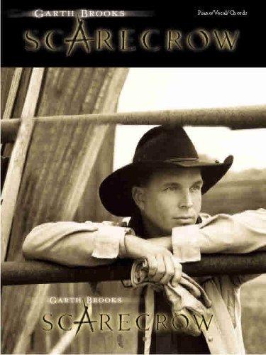 9780757992407: Garth Brooks -- Scarecrow: Piano/Vocal/Chords