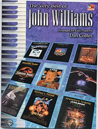 9780757992452: The Very Best of John Williams: Easy Piano