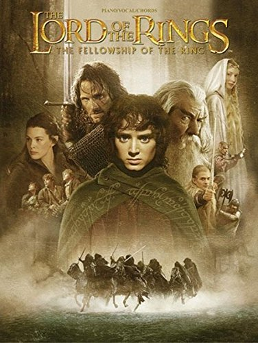 The Lord of the Rings the Fellowship of the Ring : Piano/Vocal/Chords