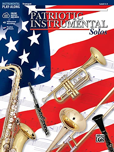 9780757993558: Patriotic Instrumental Solos for Trumpet: Trumpet