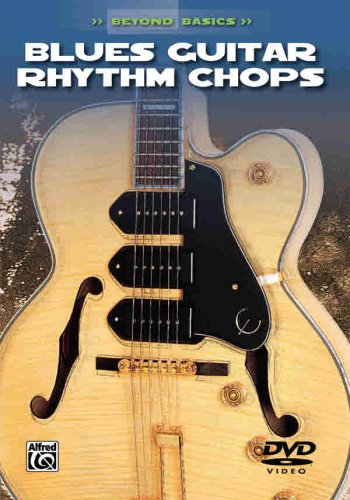 9780757993763: Blues Guitar Rhythm Chops (Beyond Basics)