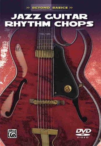 9780757993787: Jazz Guitar Rhythm Chops [Alemania] [DVD]