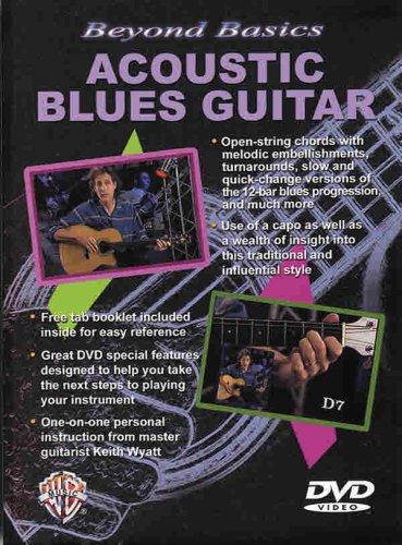 9780757993800: Beyond Basics: Acoustic Blues Guitar, DVD (Beyond Basics (Videos))