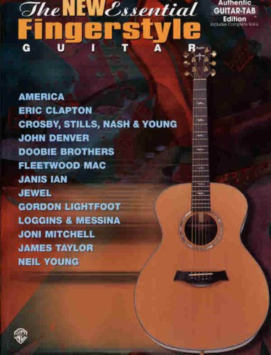 9780757993855: The New Essential Fingerstyle Guitar: Authentic Guitar TAB (The Essential Guitar Series)