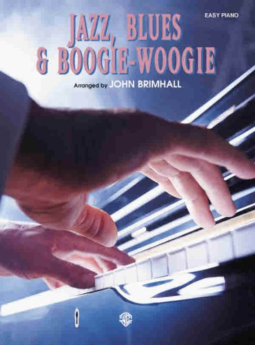 9780757994005: Jazz, Blues & Boogie-Woogie: Easy Piano