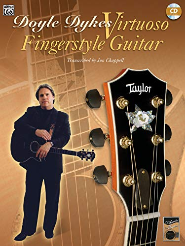 9780757994081: Doyle Dykes Virtuoso Fingerstyle Guitar (Acoustic Masters Series)