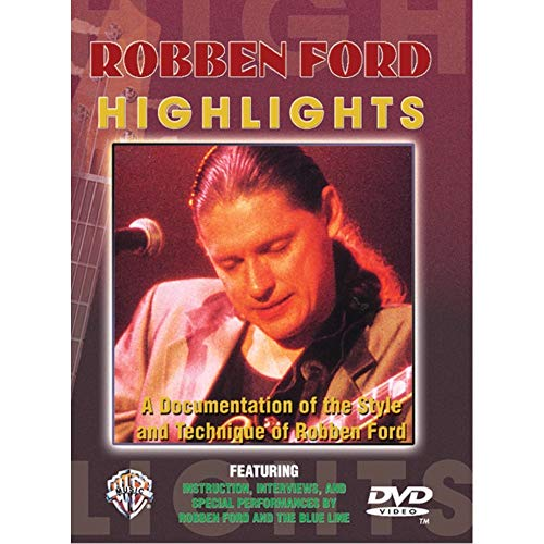 9780757994715: Robben Ford Highlights