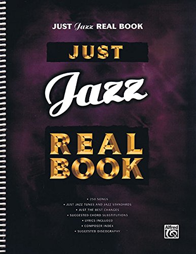 9780757994777: Just Jazz Bass Real Book