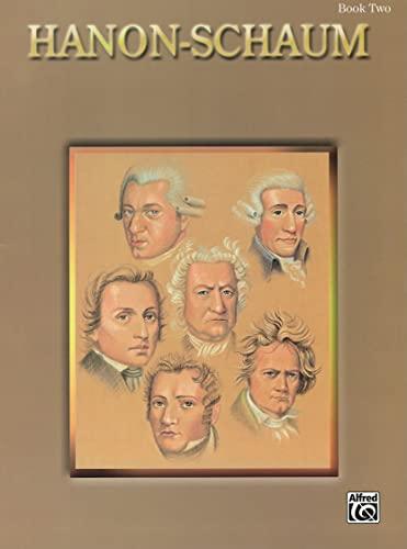 9780757995040: Hanon-Schaum, Bk 2 (Schaum Master Composer Series)