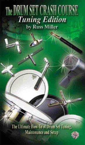 9780757995231: The Drum Set Crash Course: Tuning Edition