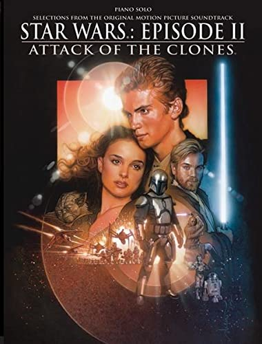 9780757995484: Star Wars - Episode II Attack of the Clones: Piano Solo