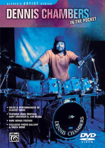 9780757995521: Dennis Chambers -- In the Pocket: DVD