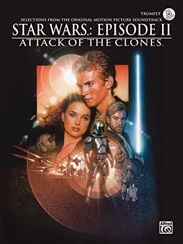 9780757997136: Star Wars Episode II Attack of the Clones: Trumpet, Book & CD