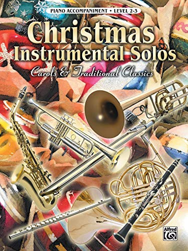 9780757997280: Christmas Instrumental Solos -- Carols & Traditional Classics: Piano Acc.