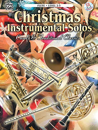 9780757997297: Christmas Instrumental Solos -- Carols & Traditional Classics: Flute, Book & CD