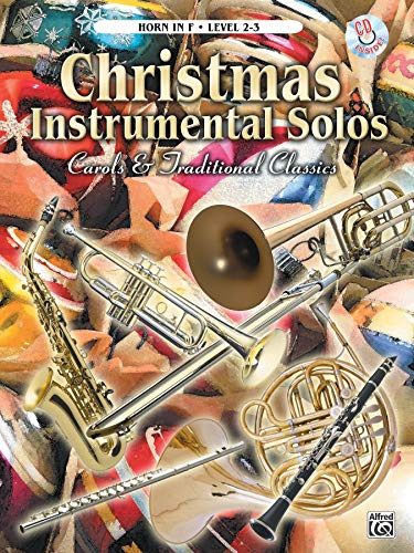 9780757997358: Christmas Instrumental Solos -- Carols & Traditional Classics: French Horn, Book & CD