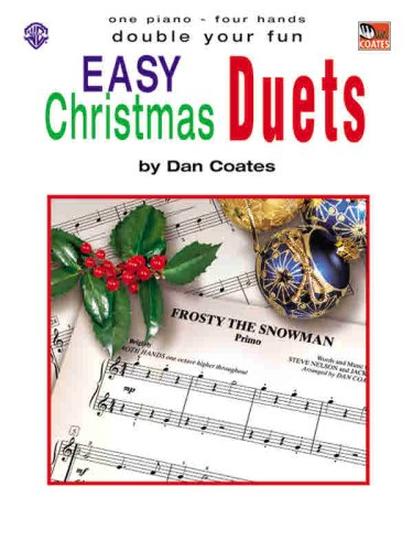 9780757997730: Double Your Fun: Easy Christmas Duets