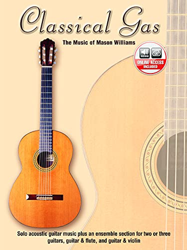 Classical Gas -- The Music of Mason: Williams, Mason