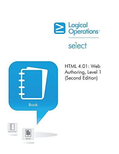 9780758032706: HTML 4.01 Web Authoring, Level 3 (Second Edition)