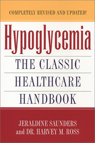 9780758201324: Hypoglycemia: The Classic Healthcare Handbook Completely