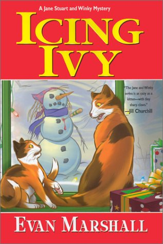 9780758202246: Icing Ivy: A Jane Stuart and Winky Mystery