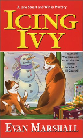 9780758202253: Icing Ivy (Jane Stuart and Winky Mysteries)