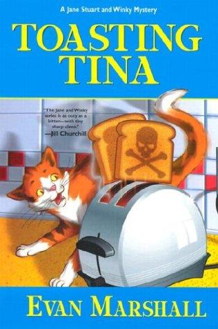 9780758202260: Toasting Tina (Jane Stuart and Winky Mystery)