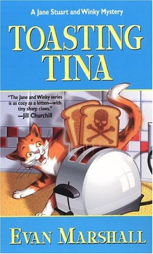 9780758202277: Toasting Tina (Jane Stuart & Winky Mystery)