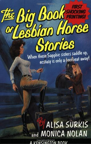 9780758202543: The Big Book of Lesbian Horse Stories