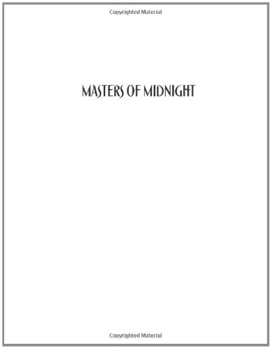 Masters Of Midnight: Ford, Michael Thomas