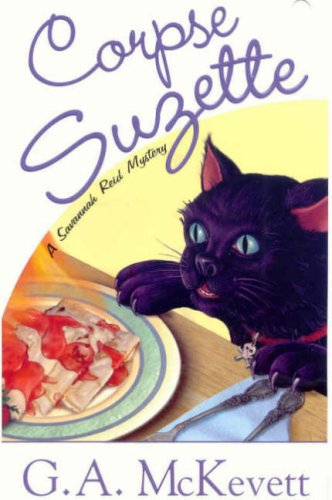 Corpse Suzette (Savannah Reid Mysteries): McKevett, G. A.