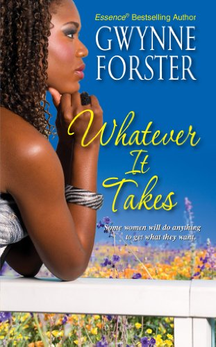 Whatever It Takes: Forster, Gwynne