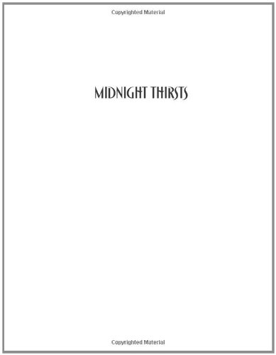 9780758206633: Midnight Thirsts: Erotic Tales: Erotic Tales of the Vampire