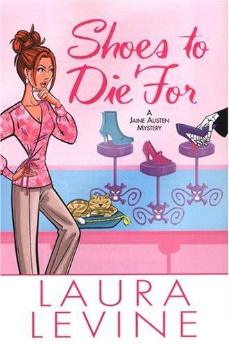 9780758207814: Shoes To Die For (Jaine Austen Mysteries)