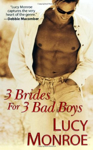 9780758208637: 3 Brides for 3 Bad Boys