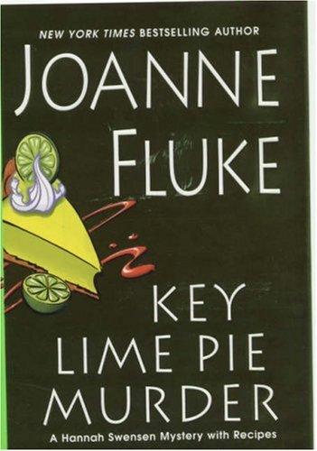 Key Lime Pie Murder (SIGNED): Fluke, Joanne
