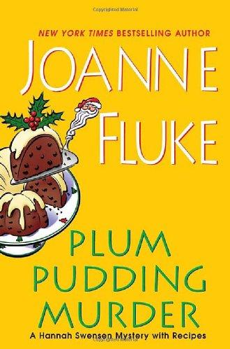 Plum Pudding Murder **Signed**: Fluke, Joanne