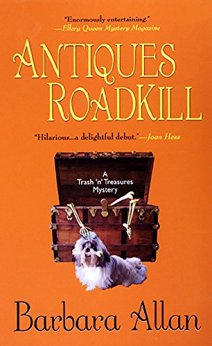 9780758211927: Antiques Roadkill: A Trash 'n' Treasures Mystery