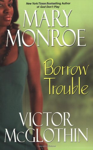 "BORROW TROUBLE (PB): ""Nightmare in Paradise"" AND: Monroe, Mary &"