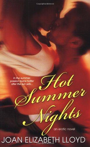 Hot Summer Nights: Lloyd, Joan Elizabeth
