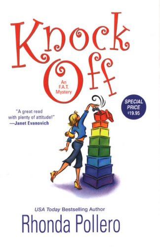 Knock Off (Finley Anderson Tanner Mysteries): Rhonda Pollero