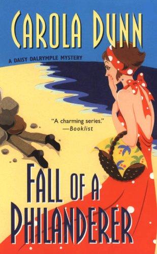 9780758215987: Fall of a Philanderer (Daisy Dalrymple Mysteries, No. 14)