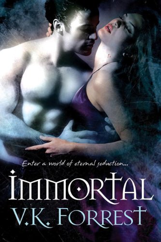 9780758217189: Immortal (Clare Point)