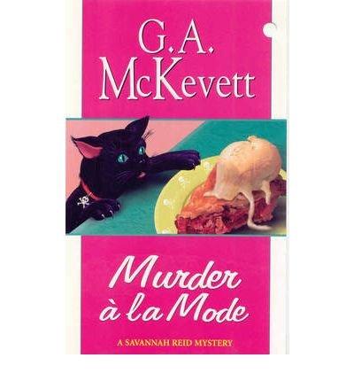 Murder A'la Mode: McKevett, G. A.