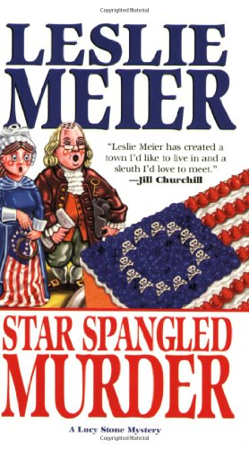 9780758219718: Star Spangled Murder (Lucy Stone Mysteries, No. 11)