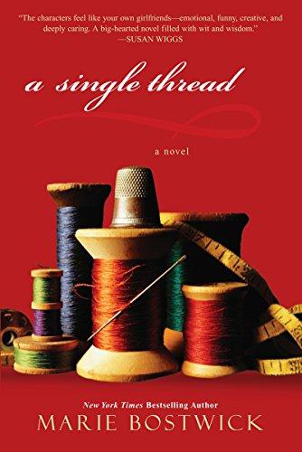 9780758222572: A Single Thread, A (Cobbled Court Quilts)