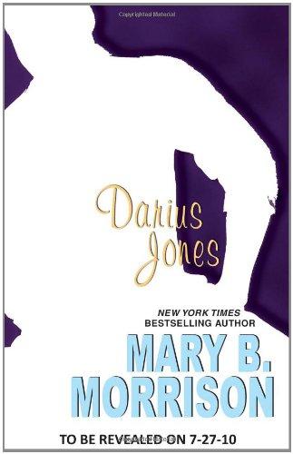 Darius Jones: Morrison, Mary B.