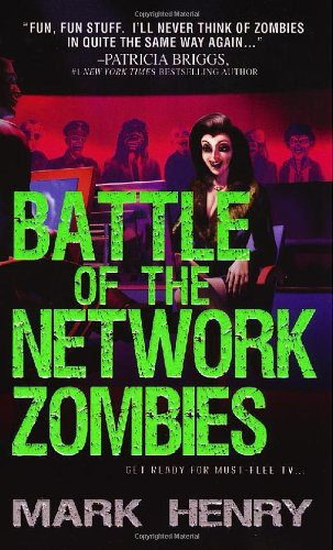 9780758225276: Battle of the Network Zombies (Amanda Feral, Book 3)